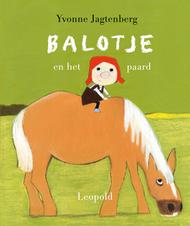 boek balotje en het paard