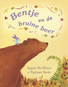 boek bentje en de bruine beer