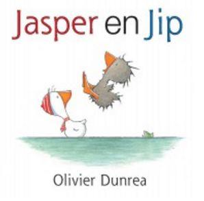 boek jasper en jip