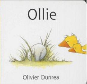 boek ollie