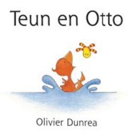 boek teun en otto