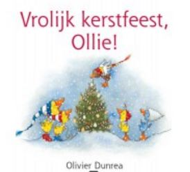 boek vrolijk kerstfeest