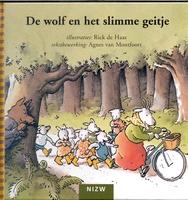 boek wolf en het slimme geitje