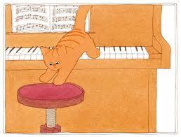boek dikkie dik piano